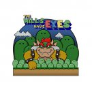 Super mario - The hills have eyes t-shirt!
