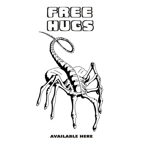 facehugger-free-hugs-t-shirt