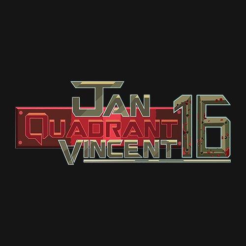 Jan quadrant Vincent 16 T-shirt!!!