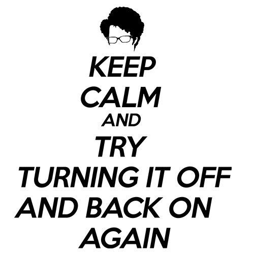 Keep calm moss it crowd t-shirt!!