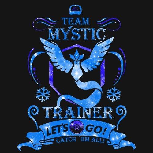 Team Mystic !! T-shirt