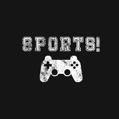 Sports video games t-shirt - www.shirtdorks.com
