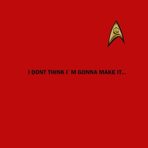 Star trek - Red shirt - www.shirtdorks.com