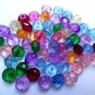 DIY Bracelet/Necklace Beads #01015, 500 pcs, 10 mm