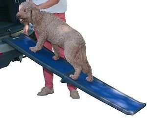 DOG RAMP PET RAMP FROM PET GEAR FOR LARGE DOGS UP TO 150 LBS LIGHT PORTABLE
