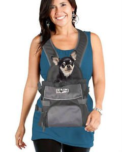 DOG CARRIER FRONT BACKPACK BACK PACK TOTE PETS UP TO 10 LBS OUTWARD HOUND USA