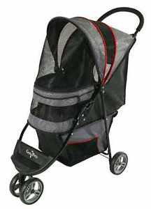 DOG STROLLER CARRIAGE carrier REGAL STROLLER PETS UP TO 25 LBS SHIPS FROM USA