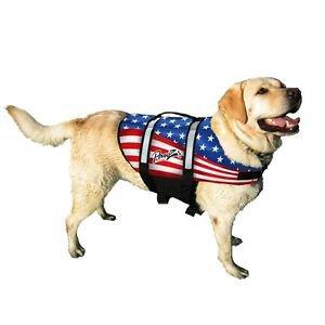 X-LARGE DOG LIFE PRESERVER great dane german shepherd akita DOG LIFE VEST FLOAT