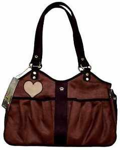 DOG CARRIER PET CARRIER AIRLINE APPROVED PETS UP TO 16 LBS BON AMI BABY DOE