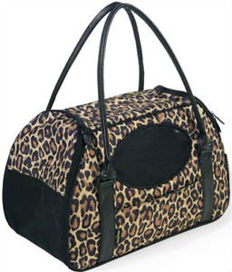 DOG PET CARRIER DOG CAR SEAT TOTE DELUXE AIRLINE APPROVED CARRIER SHIPS FROM USA