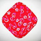 "8"" Hot Pot Pad/Pot Holder - RED HOT SUNGLASSES"