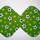 "** NEW ITEM ** 8"" Hot Pot Pad/Pot Holder Set - SOCCER BALLS"