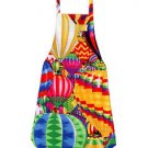 Child Size Apron - All Handmade - HOT AIR BALLOONS