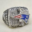 High Quality 2001 New England Patriots Super Bowl Championship Replica Ring-Free Shipping