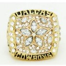 High Quality 1995 Dallas Cowboys Super Bowl Championship Replica Ring-Free Shipping