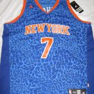 Carmelo Anthony New York Knicks 2XL Adidas Crazy Lights Swingman Jersey