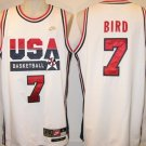 Larry Bird Nike Authentic White XL Dream Team Jersey