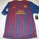 Barcelona FC Nike Dri-Fit Men's 2XL Home Jersey