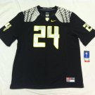 Oregon Ducks Black #24 XL Nike Limited Jersey