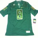 Oregon Ducks #8 (Marcus Mariota) Green-on-Green XL Nike Limited Jersey