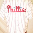 Philadelphia Phillies Majestic 2014 Medium Home Replica Jersey