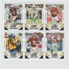 2015 Score NFL Draft Exclusive Set  Todd Gurley, Marcus Mariota, Jameis Winston, Amari Cooper, ...
