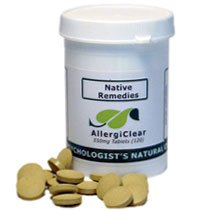 AllergiClear - Natural Allergy Relief Medicine and Treatment