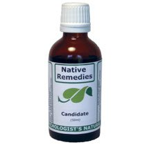 Candidate (50ml) - Treatment For Yeast Infections and Candidiasis