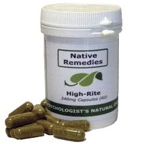 High-Rite - Natural High Blood Pressure Supplement