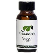 Congesto-K KiddieRub - Children's Nasal Decongestant Medicine