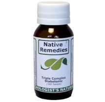 Triple Complex Diabetonic - Natural Diabetes Treatment and Medication