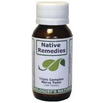 Triple Complex Nerve Tonic - Improve Nervous System Health