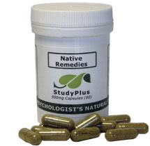 StudyPlus - Memory, Focus and Concentration Supplement
