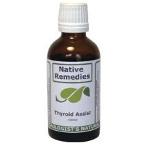 Thyroid Assist - Natural Hypothyroidism Medication