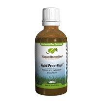 Acid Free-Flux - Natural Heartburn Supplement