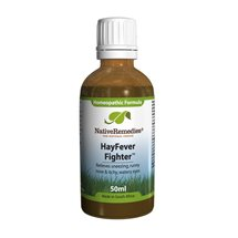 HayFever Fighter - Natural Seasonal Allergy Relief Supplement