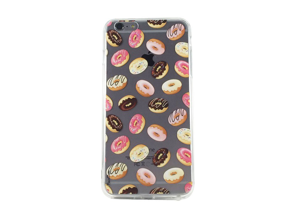 Donut Fever Type 1 - New Donut Cell Phone Case iPhone 6 ip6