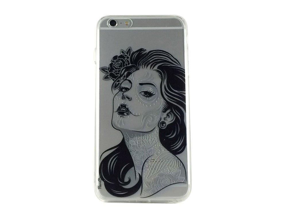 Julia -  New Sugar Skull Cell Phone Case iPhone 6 plus  ip6 plus