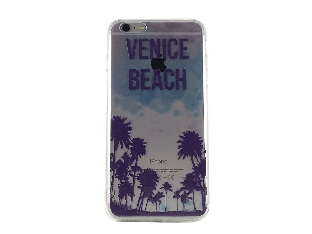 Venice Beach - New Beach California Cell Phone Case iPhone 6 ip6