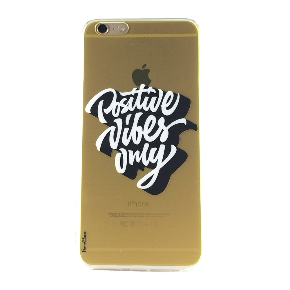 Good Vibes - New Quotes Vibe Cell Phone Case iPhone 6 ip6