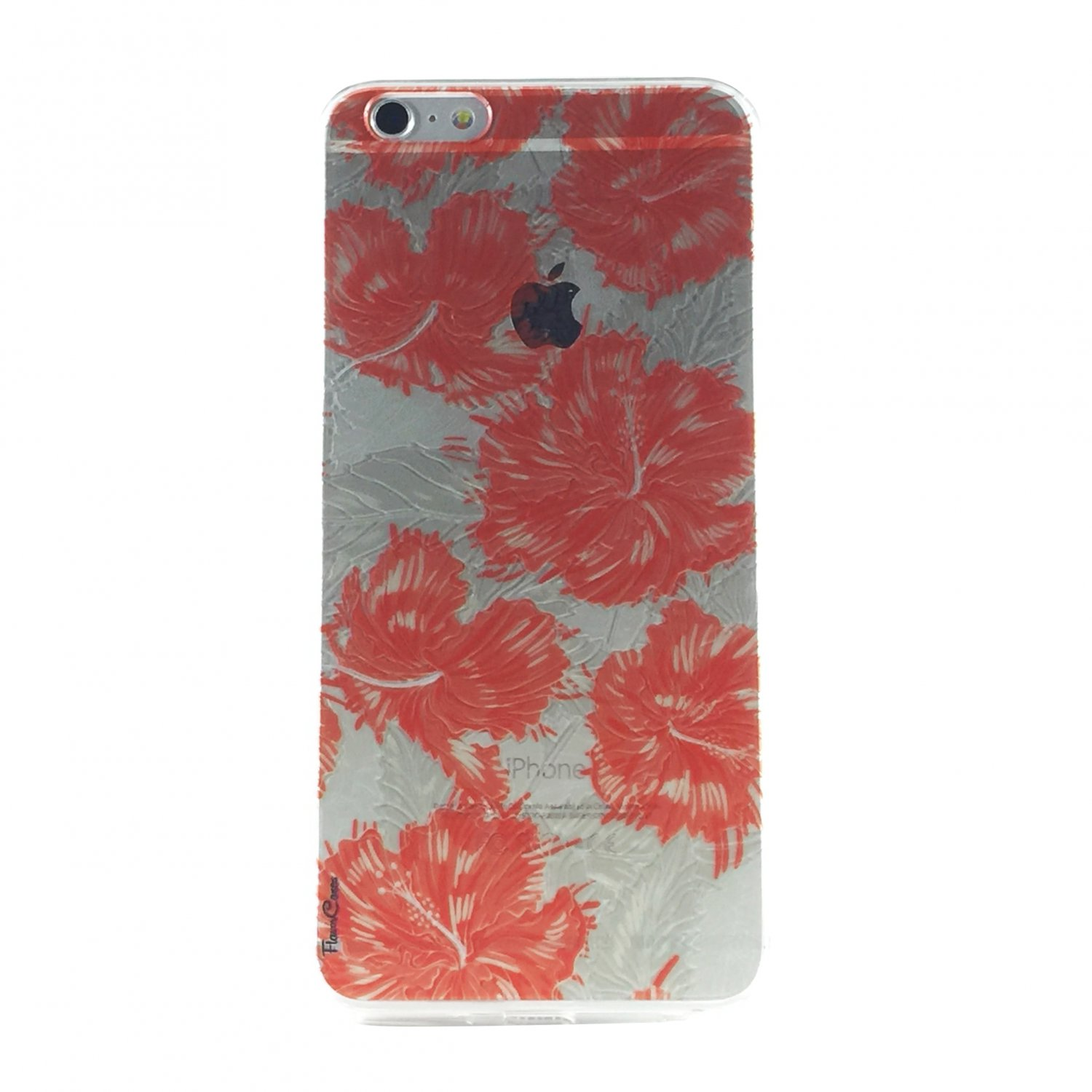 Hibiscus Valley - New Floral Cell Phone Case iPhone 6 ip6