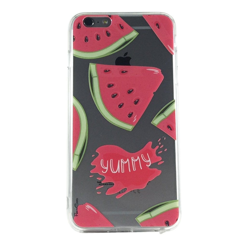 Yummy Watermelon - New Food Watermelon Cell Phone Case iPhone 6 plus ip6 plus
