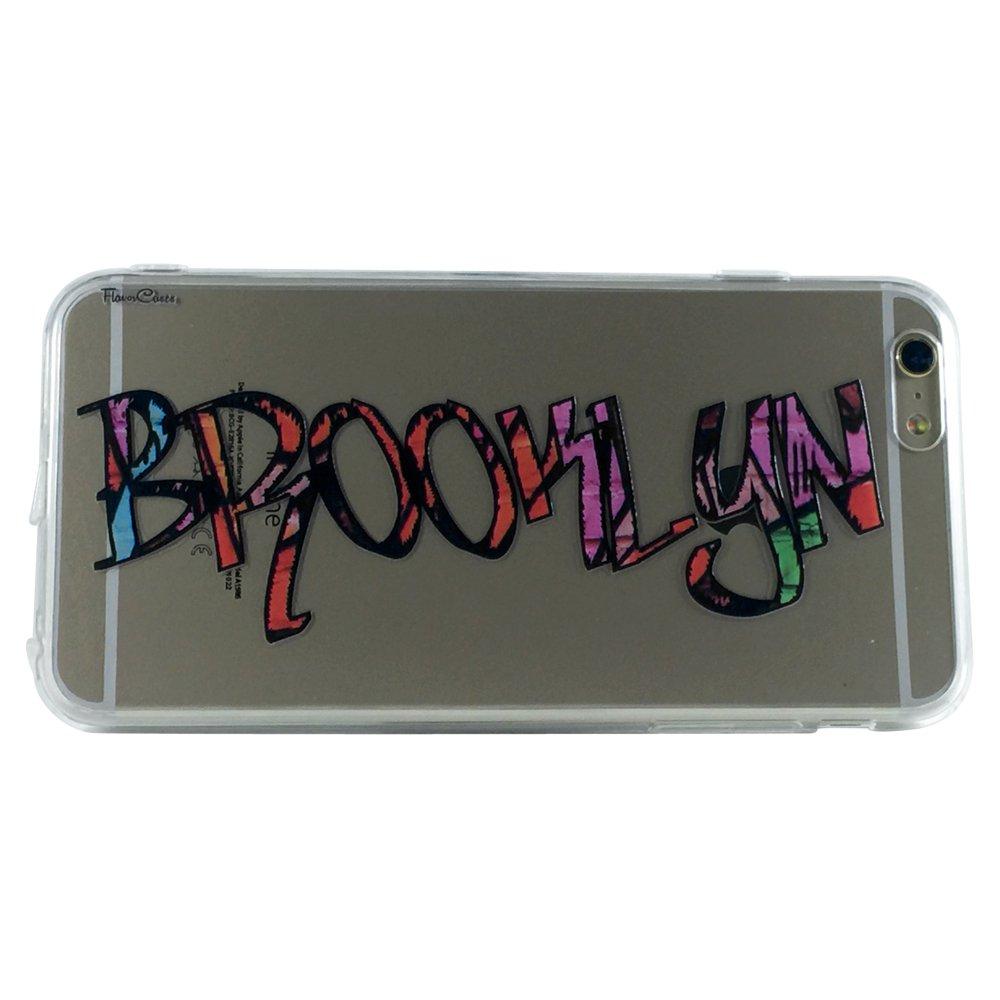 Brooklyn Graffiti - New Brooklyn Graffiti  New York Cell Phone Case iPhone 6 plus ip6 plus