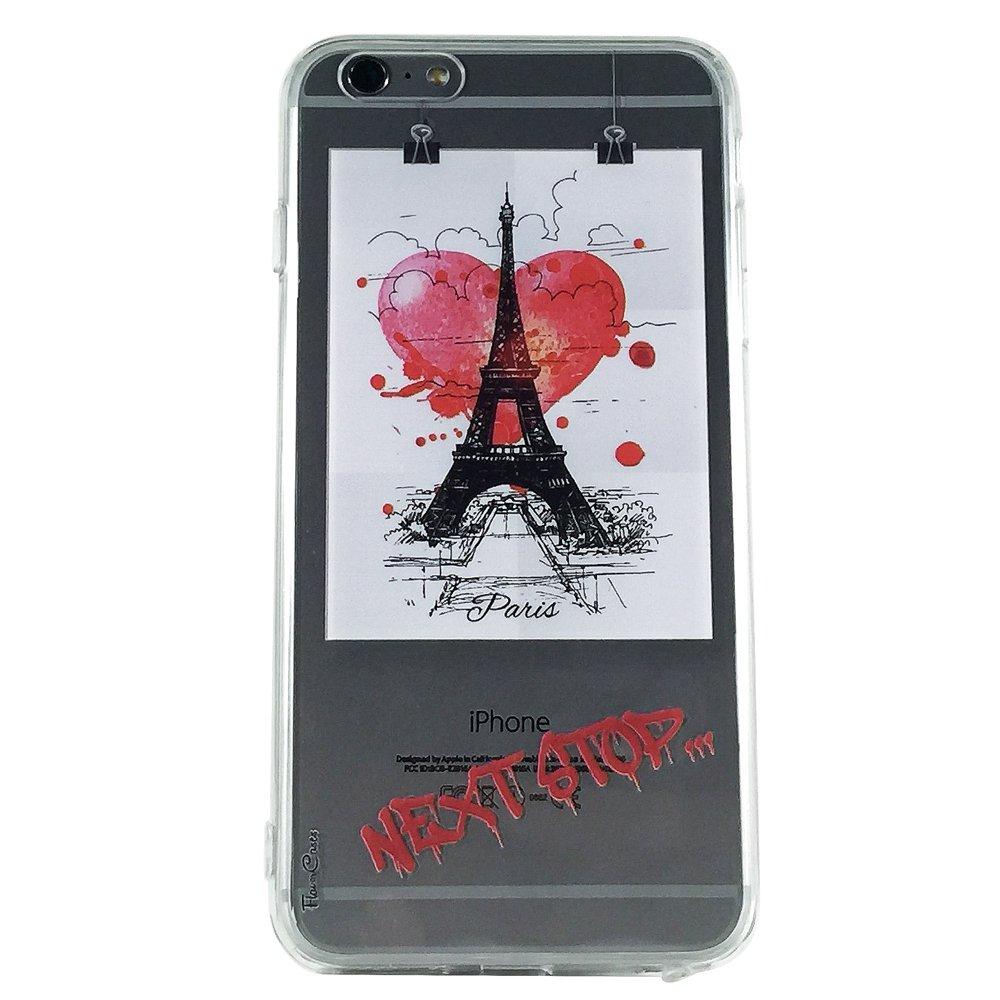 Next Stop Paris - New Paris Travel Cell Phone Cases iPhone 6 ip6