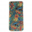 Paradise Blooms - New Floral Birds Cell Phone Case iPhone 6 plus ip6 plus