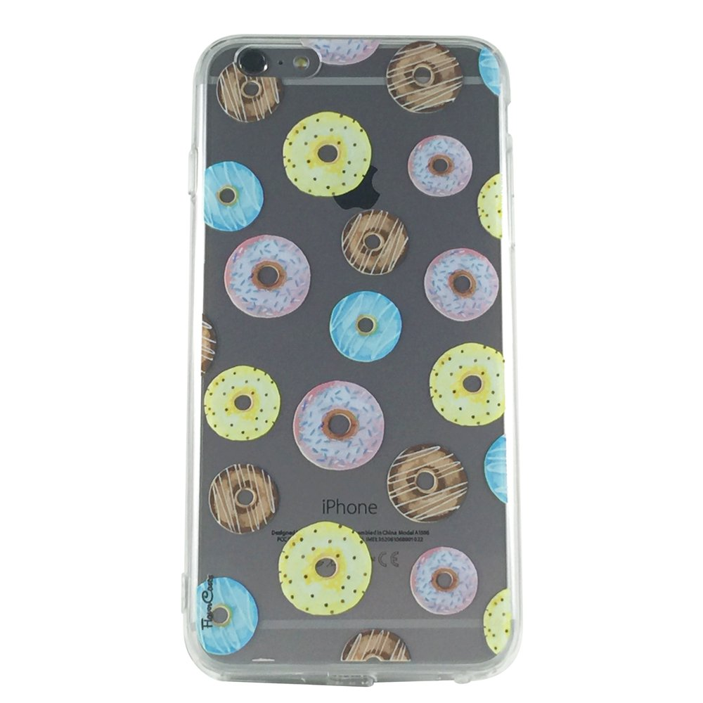 Donut Fever Type 2 - New Donut Food Cell Phone Case iPhone 6 ip6