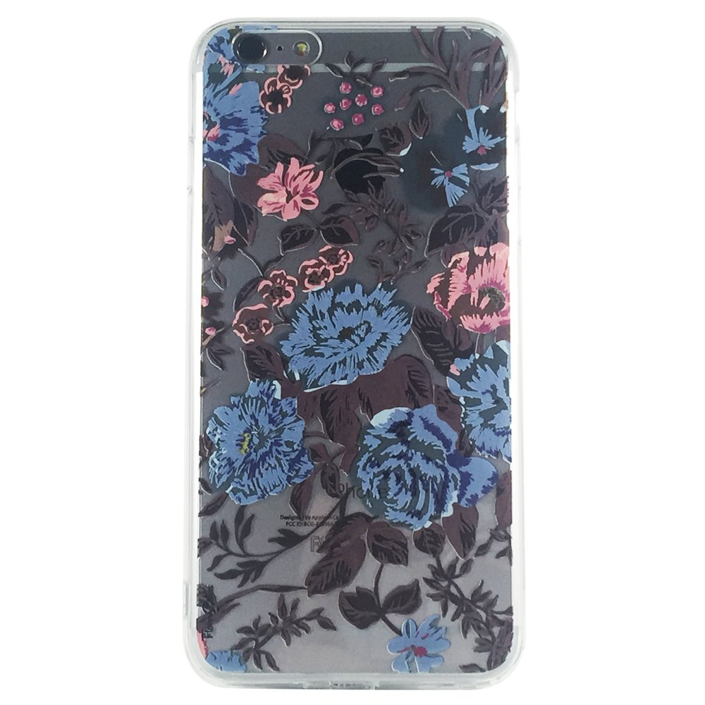 Elegant Flowers - New Floral Cell Phone Case iPhone 6 plus ip6 plus