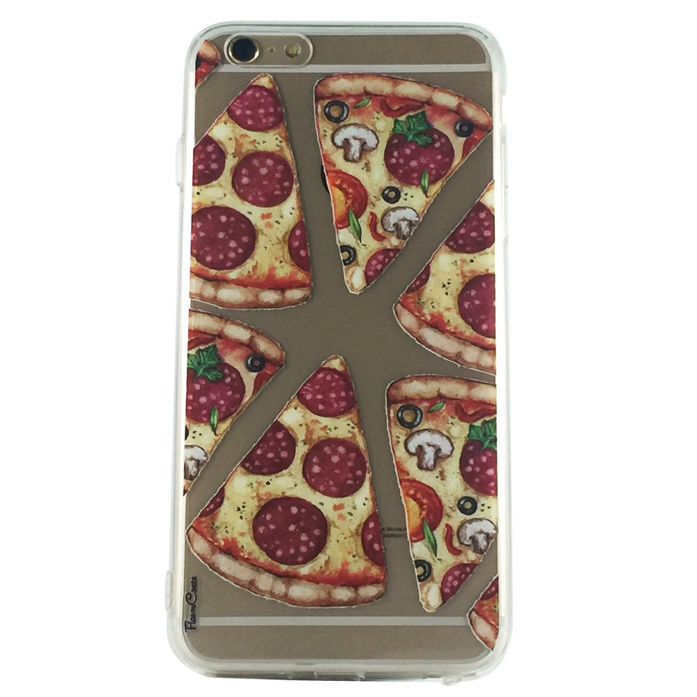 Mama Mia - New Pizza Food Cell Phone Case iPhone 6 ip6