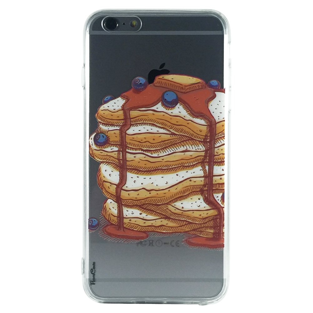 Soft Piece of Heaven - New Food Pancake Cell Phone Case iPhone 6 ip6