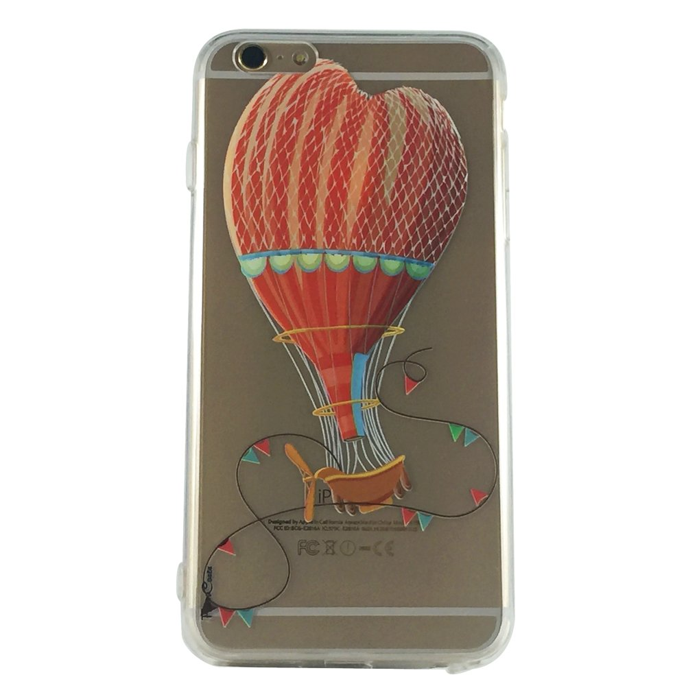 Love is the Air - New Love Travel Cell Phone Case iPhone 6 plus ip6 plus
